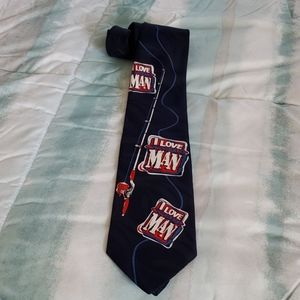 1996 Budweiser Light Tie